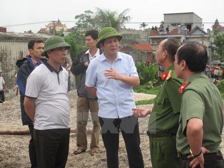 Hien truong vu no lo hoi tham khoc o Thai Binh - Anh 5