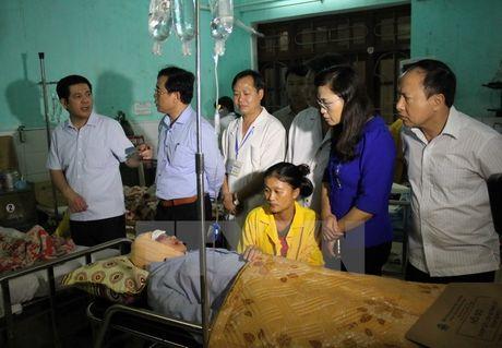 Hien truong vu no lo hoi tham khoc o Thai Binh - Anh 8