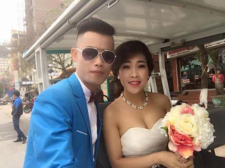 Hiep Ga sung suong don con trai chao doi sang 30/10 - Anh 2