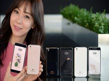 LG tung smartphone LG U gia gan 8 trieu dong - Anh 1