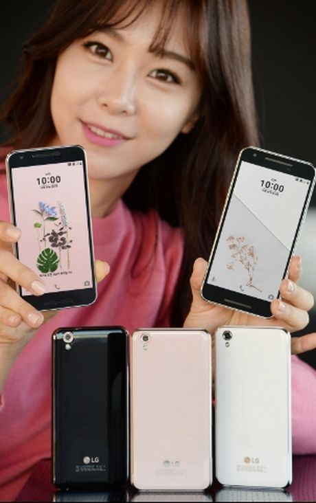 LG tung smartphone LG U gia gan 8 trieu dong - Anh 2