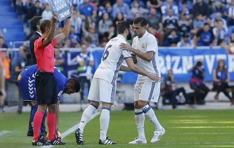 Zidane lai nhan tin du tu Pepe - Anh 1