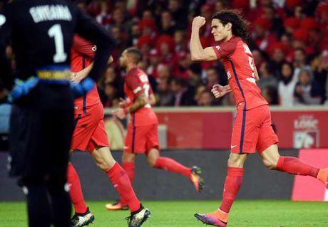 Vong 11 Ligue 1: PSG, Lyon chung niem vui; Monaco lo co hoi bam duoi Nice - Anh 1