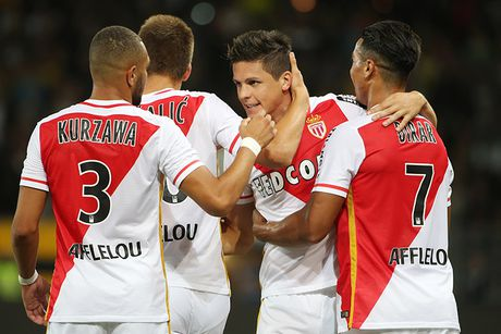 Vong 11 Ligue 1: PSG, Lyon chung niem vui; Monaco lo co hoi bam duoi Nice - Anh 2