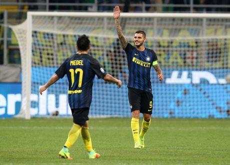 02h45 ngay 31/10, Sampdoria vs Inter Milan: Icardi lai toa sang? - Anh 1