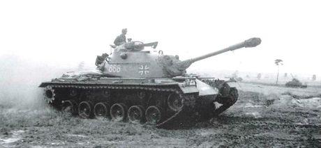 Anh hiem xe tang M48A2 cua Tay Duc nam 1970 - Anh 5