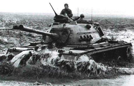 Anh hiem xe tang M48A2 cua Tay Duc nam 1970 - Anh 6