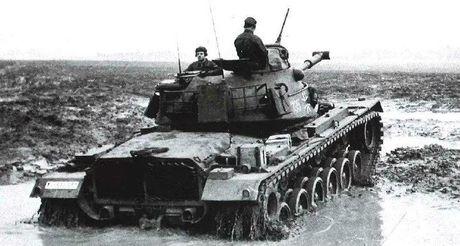 Anh hiem xe tang M48A2 cua Tay Duc nam 1970 - Anh 7