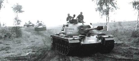 Anh hiem xe tang M48A2 cua Tay Duc nam 1970 - Anh 8