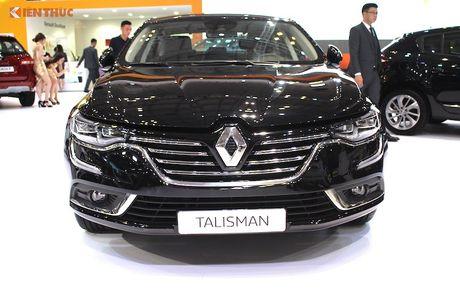 Renault Talisman moi gia 1,499 ty tai Viet Nam co gi? - Anh 2