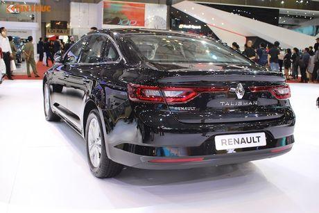 Renault Talisman moi gia 1,499 ty tai Viet Nam co gi? - Anh 4