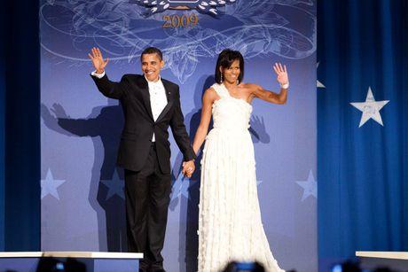 Ngam phong cach thoi trang hang hieu cua phu nhan ong Obama - Anh 1