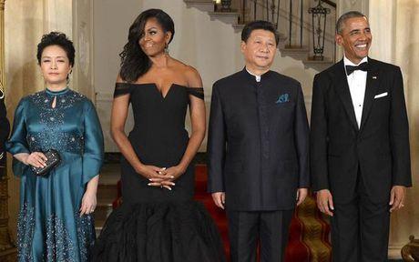 Ngam phong cach thoi trang hang hieu cua phu nhan ong Obama - Anh 5