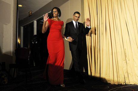 Ngam phong cach thoi trang hang hieu cua phu nhan ong Obama - Anh 6