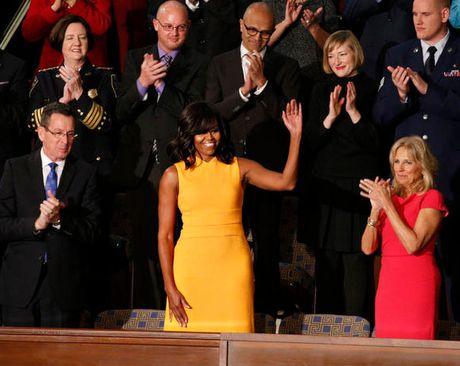Ngam phong cach thoi trang hang hieu cua phu nhan ong Obama - Anh 9