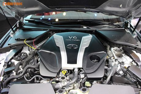 Coupe the thao Infiniti Q60 'chot gia' 3,8 ty dong tai VN - Anh 10