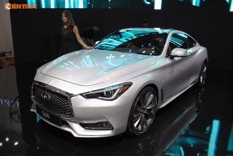Coupe the thao Infiniti Q60 'chot gia' 3,8 ty dong tai VN - Anh 12