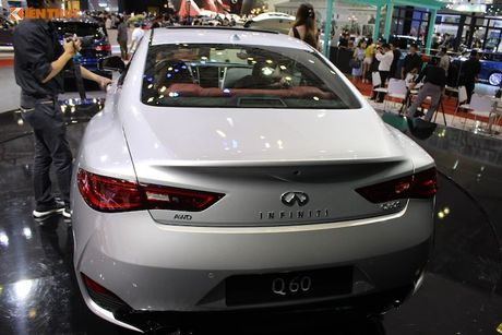 Coupe the thao Infiniti Q60 'chot gia' 3,8 ty dong tai VN - Anh 13