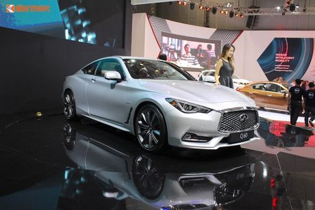 Coupe the thao Infiniti Q60 'chot gia' 3,8 ty dong tai VN - Anh 2