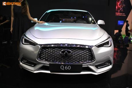 Coupe the thao Infiniti Q60 'chot gia' 3,8 ty dong tai VN - Anh 3