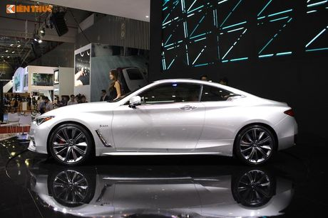 Coupe the thao Infiniti Q60 'chot gia' 3,8 ty dong tai VN - Anh 4