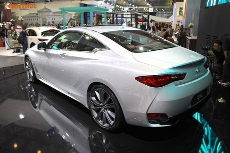 Coupe the thao Infiniti Q60 'chot gia' 3,8 ty dong tai VN - Anh 5