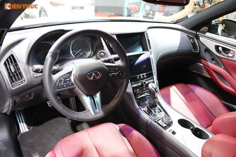 Coupe the thao Infiniti Q60 'chot gia' 3,8 ty dong tai VN - Anh 6