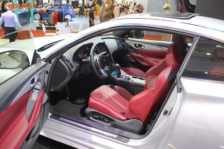 Coupe the thao Infiniti Q60 'chot gia' 3,8 ty dong tai VN - Anh 7