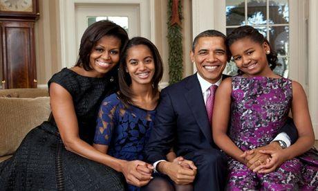 Nhung dieu minh chung Michelle Obama la mot ba me vi dai - Anh 1