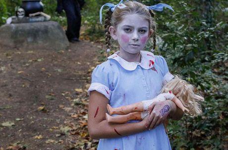 Khong khi ron rang le hoi Halloween tren khap the gioi - Anh 3