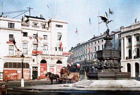 Anh cuc gia tri ve 'Ngay hoa binh' o London 1919 - Anh 3