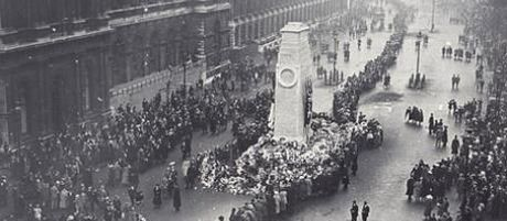 Anh cuc gia tri ve 'Ngay hoa binh' o London 1919 - Anh 4