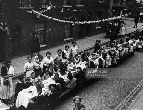 Anh cuc gia tri ve 'Ngay hoa binh' o London 1919 - Anh 6