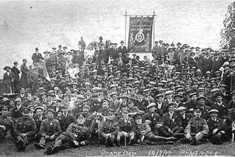 Anh cuc gia tri ve 'Ngay hoa binh' o London 1919 - Anh 7