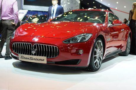 Kham pha 4 xe sang Maserati ve Viet Nam - Anh 3