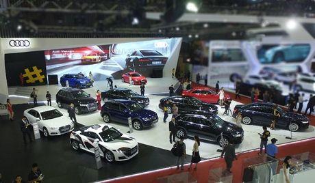 Audi mang 12 xe toi VIMS 2016 - Anh 1