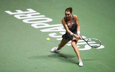 WTA Finals 2016: Kerber gap lai Cibulkova trong tran chung ket - Anh 2