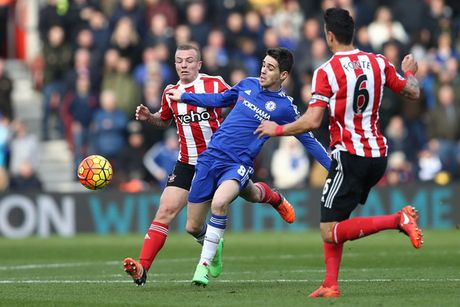 23 gio hom nay, TRUC TIEP Southampton - Chelsea - Anh 1