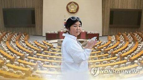 Hang nghin nguoi Han Quoc bieu tinh doi Tong thong Park Geun-hye tu chuc - Anh 3
