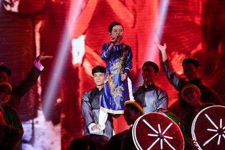 Trinh Nhat Minh - Hanh trinh den ngoi Quan quan Giong hat Viet Nhi 2016 - Anh 9