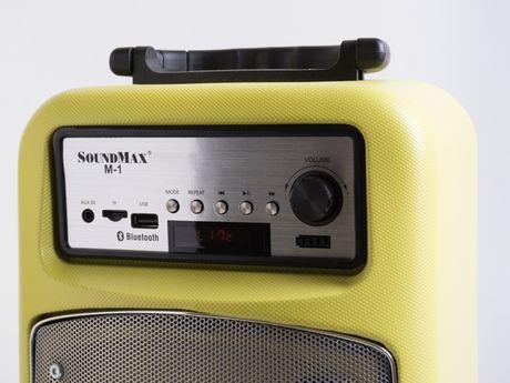 Can canh loa di dong da nang Soundmax M-1 - Anh 2