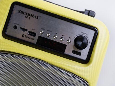 Can canh loa di dong da nang Soundmax M-1 - Anh 6