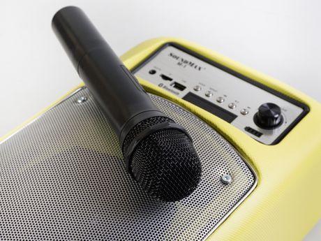 Can canh loa di dong da nang Soundmax M-1 - Anh 9