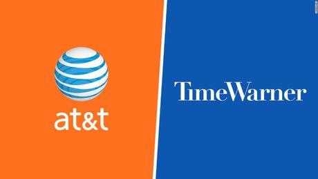 Vu AT&T thau tom Time Warner ton nhieu giay muc nuoc My - Anh 1