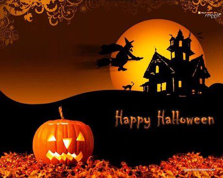 Halloween - co hoi vui choi cua gioi tre Viet Nam - Anh 1