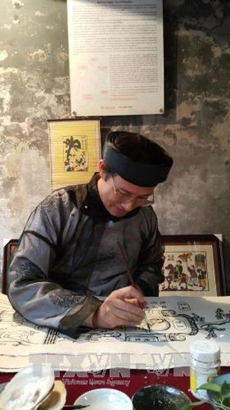 Tim lai hon xua dong tranh dan gian Viet Nam - Anh 2