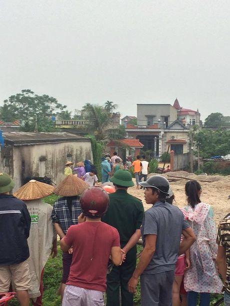 Thai Binh: Noi hoi phat no lam 4 nguoi chet, 11 nguoi bi thuong - Anh 1