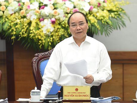 Thu tuong: 2017 phai 'tien cong, dot pha' - Anh 1