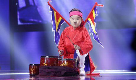 Nhat Minh tro thanh Quan quan Giong hat Viet nhi 2016 - Anh 2