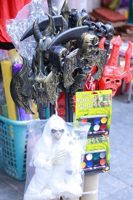 Do kinh di, bao luc tran lan truoc them Halloween - Anh 5
